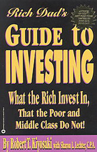 Rich Dad's Guide to Investing: What the Rich Invest in, That the Poor and the Middle Class Do Not! Издательство: Warner Books, 2000 г Мягкая обложка, 384 стр ISBN 0-44667-746-9 инфо 6402j.