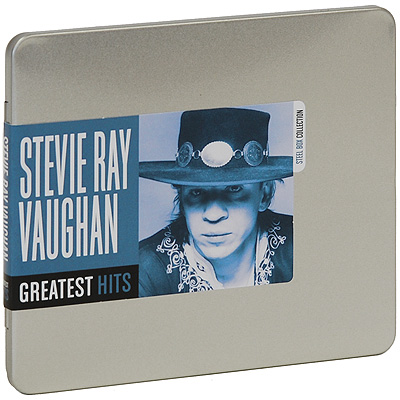 Stevie Ray Vaughan Great Hits Серия: Steel Box Collection инфо 5016e.