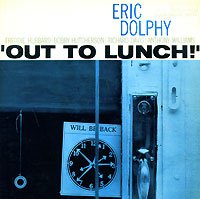 Eric Dolphy Out To Lunch Серия: RVG The Rudy Van Gelder Edition инфо 3523f.